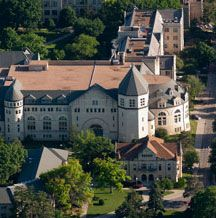 Kansas State University, Manhattan, Kansas - Amazing people, campus, and programs - Undergraduate degrees - 2002 - 2006!
