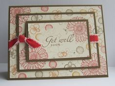 Stampin' Up!® Uk Independent Demonstrator Nicky Dexter sells papercraft supplies and shares card creations, offers and general crafting chat.