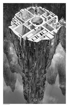 Allegories of Home by Zabie Mustafa + Neda Kakhsaz Architecture Collage, Architecture Drawings, Love Drawings, Art Drawings, Wall Drawing, Geometric Shapes Art, Conceptual Drawing, Invisible Cities, Futuristic Art