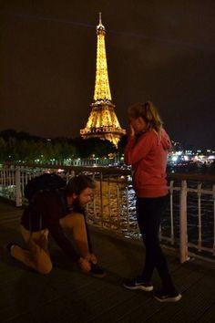 Ne pas faire ses lacets devant sa copine à Paris