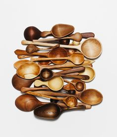 Herriot Grace, a father-daughter company, features an array of salvaged, chemical-free, hand carved, and hand turned wooden kitchen objects accompanied by a truly dreamlike food blog.