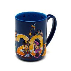 20th anniversary of Disneyland Paris.