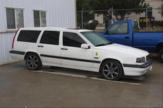 Now this is something most people don't agree with me on but I love this car. Not only is it a wagon that is a safe, reliable, and 5 cylinder; it's turbo'd! Especially the yellow T-5 version of this Volvo 850, I think this is one cool car. A sleeper and laughed at by many, I truly love this turbo'd box on wheels.