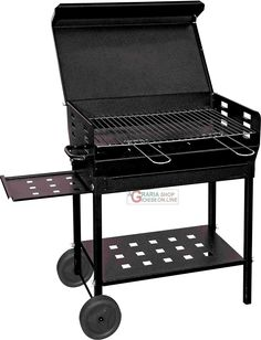 BARBECUE A CARBONE POLIFEMO ROBUSTO CM. 40x60x95h. https://www.chiaradecaria.it/it/barbecue-a-carbone/1059-barbecue-a-carbone-polifemo-robusto-cm-40x60x95h-8033776642312.html