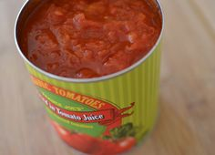 casual glamorous: Homemade Tomato Basil Soup