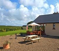 Cul Fada Self Catering Holiday Cottage Doonbeg County Clare Ireland County Clare, Atlantic Ocean, Ireland, Golf Courses, Cottage, Houses, Patio, Outdoor Decor, Holiday