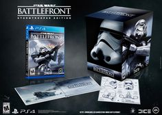 Star Wars Battlefront - Fake Stormtrooper Collector's Edition PlayStation 4