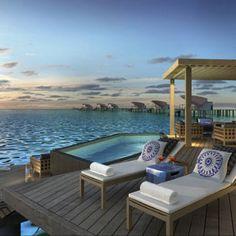 Viceroy at the Maldives... yes.