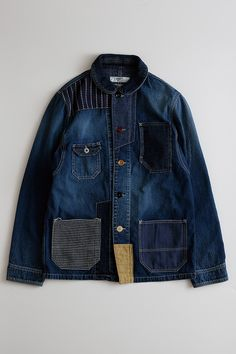 FDMTL - PATCHWORK COVERALL 2YR WASH