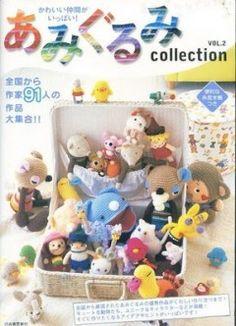 Revista: Amigurumi collection volumen 2