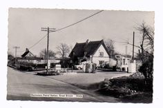Suffolk, GREAT BRICETT, Dormotors Petrol Station. Some of my ancestors were from Great Bricett - if you're researching the surname Keer, do get in touch! esjones <at> btopenworld.com