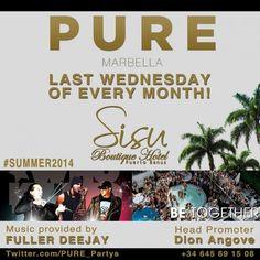 Marbella Summer 2014: Sisu Boutique Hotel