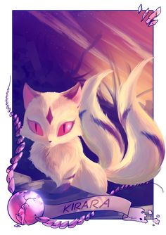 Kirara by Shinytheblossom
