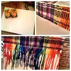 Girl vs Craft: Kayleigh vs Crayon Art