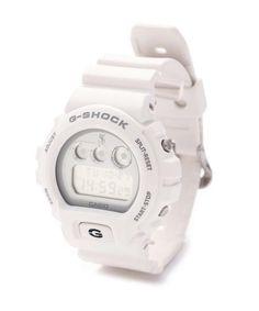 G-Shock Watch in White