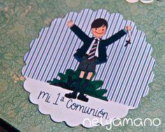 Pegatinas de Primera Comunion de www.nelyamano.me