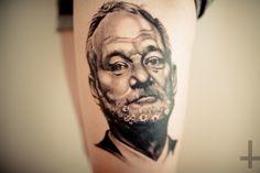 Bill Effing Murray Tattoos