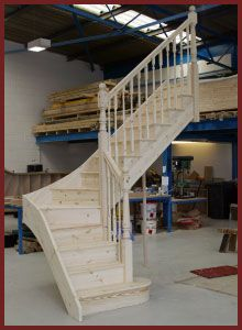 Best Curved Staircases Made By Stairplan Custom Home Ideas In 400 x 300
