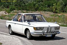 BMW  2000 CS year 1969   by marvin 345