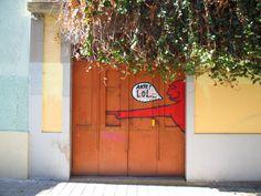 Godmess @ Rua Miguel Bombarda - Porto - Portugal