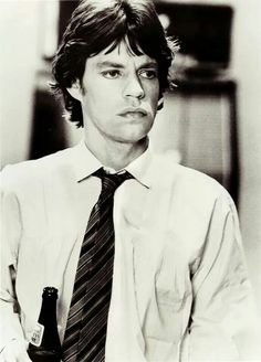 Handsome Mick Jagger. #TheRollingStones