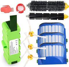 Bürsten und Filter Set für iRobot Roomba 500 510 530 531 535 540 550 560 570 580