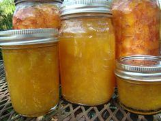 Rurification: Spiced Peaches, Part 2: Peach Chai Jam