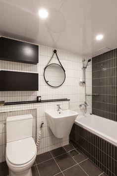 전주 남양황실 50평형 아파트 리모델링 - 디자인투플라이 Clawfoot Bathtub, Home And Living, Interior Design, Bathroom, Architecture, Inspiration, Nest Design, Washroom, Arquitetura