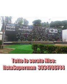 Fra poco imaugurazione Nice! Per tutte le serate contatta il 3934786744 #listaSuperman http://ift.tt/1S0exmD - http://ift.tt/1HQJd81