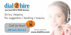 Car Rental with Cheap Price 24x7 services on phone call and online