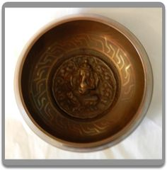Ganesha Singing Bowl