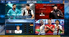 Dream League Soccer 2020 APK MOD (Online+Offline) Android Mobile Games, Offline Games, Splash Screen, Strategy Games, Best Mobile, Best Player, News Songs, Ronaldo, Soccer