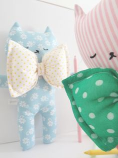 Handmade dolls by Youttle