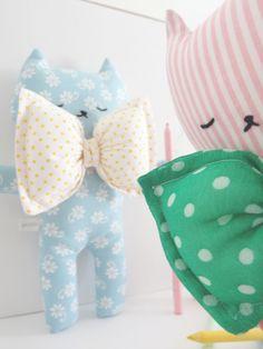 Handmade dolls by Youttle