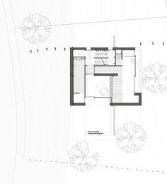 Mediterrrani 32,Second Level Plan