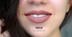 Push-up - Lip Lingerie NYX - Lénaëlle.fr