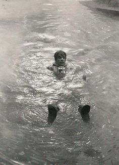 Luke Skywalker afloat in Dagobah from Star Wars The Empire Strikes Back