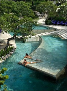 The unbelievable AYANA Resort and Spa in Bali know how to make a Spa experience as relaxing as humanly possible...