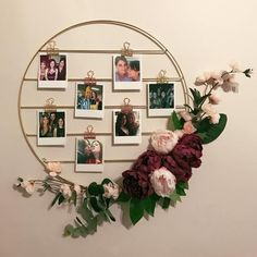 Photo frames: 30 ideas + tutorials for decorating your home Find out where . - Picture Frames: 30 Ideas + Tutorials for Decorating Your Home Find out where to buy … – Trend I - Big Picture Frames, Photo Frame Ideas, Decorate Picture Frames, Birthday Decorations, Wedding Decorations, Wedding Centerpieces, Home Crafts, Diy And Crafts, Upcycled Crafts
