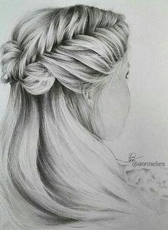 Oversized fishtail braided braid hairstyle drawing Abella's Braids - Hair Styles Feed In Braids Hairstyles, Cool Braid Hairstyles, African Hairstyles, Teenage Hairstyles, French Hairstyles, Drawing Hairstyles, Updo Hairstyle, Prom Hairstyles, How To Draw Braids