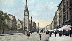 Old Edinburgh - Leith Walk