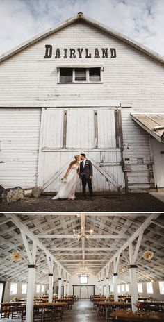 Southern + simple + sweet = your perfect wedding venue   Images by Max and Sam Photography