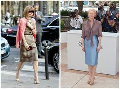 Все о модных тенденциях 2017 для женщин за 45 лет: фото
