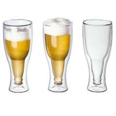 5690331 Mia Villa Bier Gläser Set 2 tlg, 500 ml 24,95 Euro