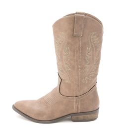 Rampage Womens Wamblee Cowboy Western Mid Shaft Boot ** Find out more details by clicking the image : Women's winter boots