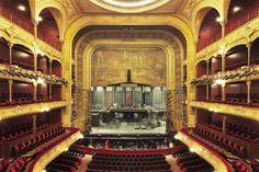 Franck Bohbot photographie les théâtres parisiens Photo