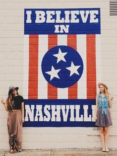 Dose believes in Nashville.