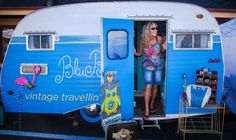 Blue Betty Traveling Boutique  | Find a Fashion Truck | #fashiontrucks #mobileboutiques #FFT