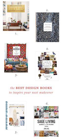 jojotastic - my favorite design books to inspire your next makeover