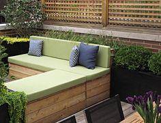 ROOFTOP GARDENS | Coziest Garage Roof in Town | Chicago Specialty Gardens
